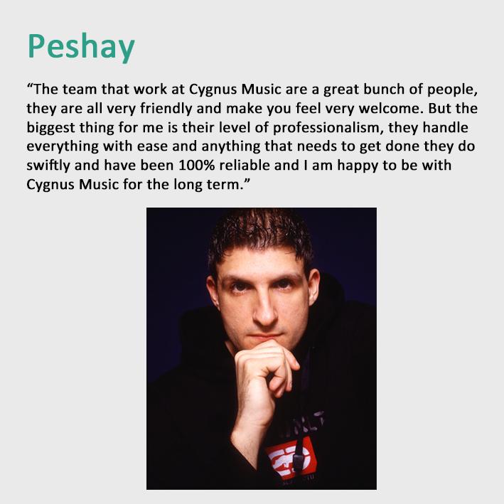 Peshay Testimonial