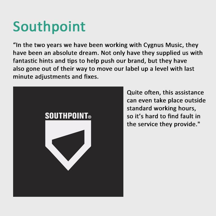Southpoint Testimonial