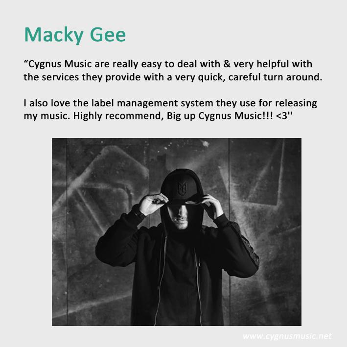 Macky Gee Testimonial