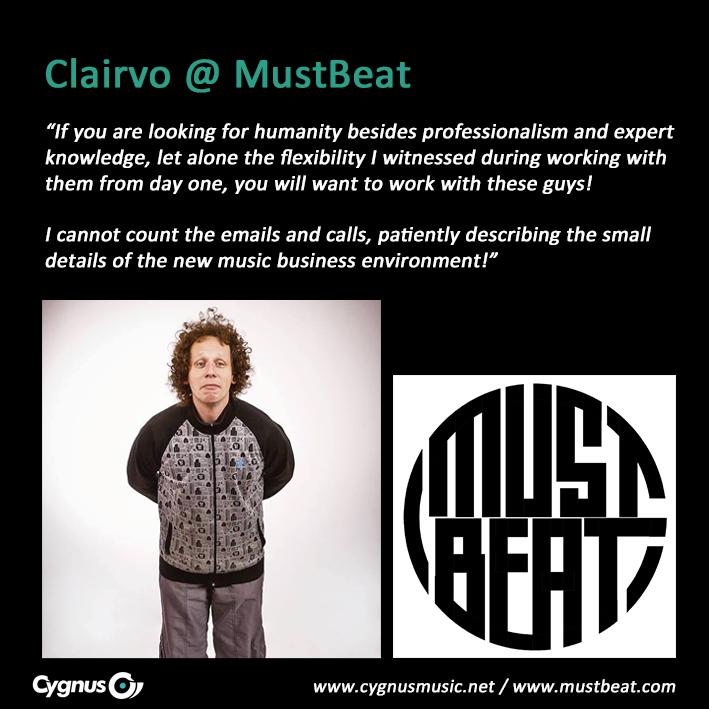 Clairvo MustBeat