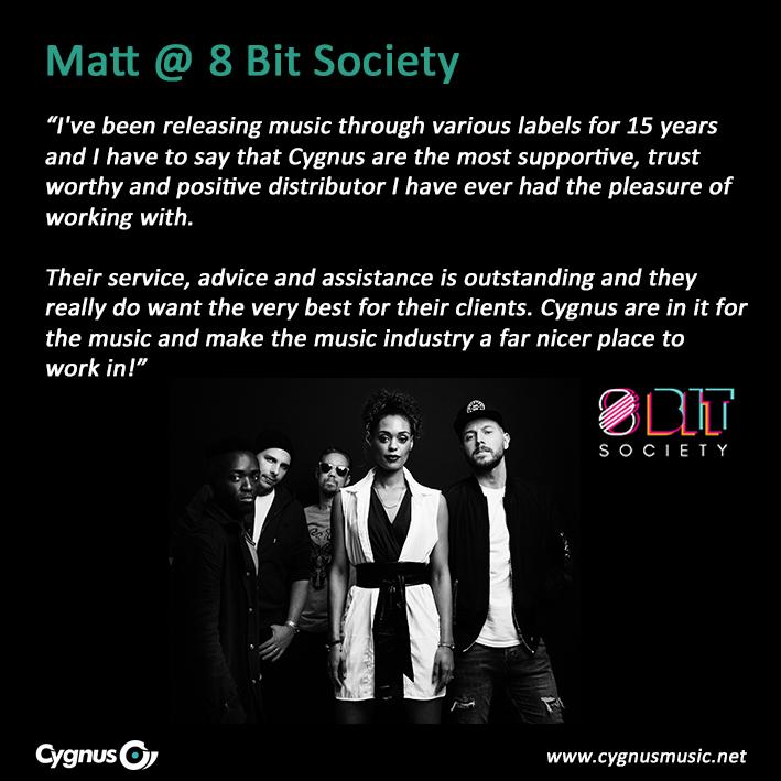 Matt 8 Bit Society